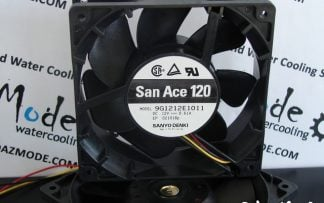 San Ace Ultra Performance Fan 120x38mm 118CFM 46dB