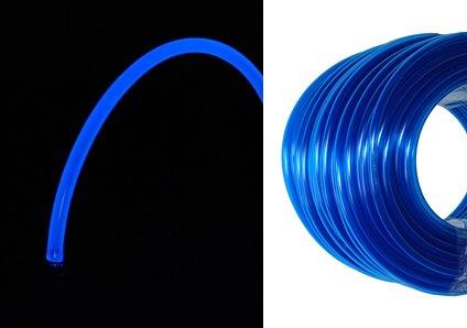 """Feser Tube UV Hose - 3/8"""" ID - 1/2"""" OD - UV BLUE  (1')"""
