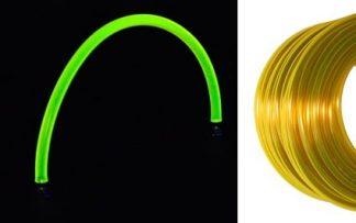 "Feser Tube UV Hose - 3/8"" ID - 1/2"" OD - YELLOW  (1')"