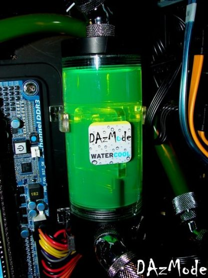 DazMode Water-COOL computer case decal