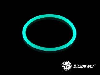 UV-Reactive O-Ring for D5 MCP655 - Green (Pack of 2)