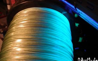 18AWG UV GREEN Computer Wire - per 1ft