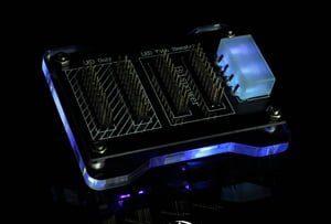 Bitspower X-Station LED Power Hub - UV Glow