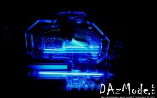 Deep Blue - Special Edition CCFL Cold Cathode kit Rev 4 - 30cm (12')