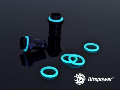 Bitspower UV Reactive Green O-Ring (pack of 10)