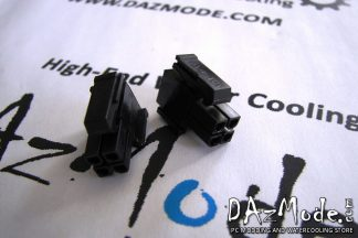 ATX EPS 4+4 Female Connector - Black