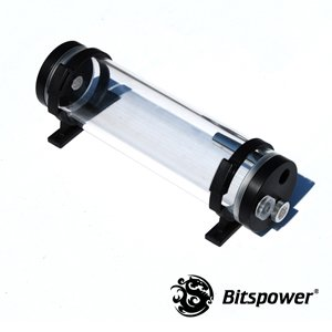 Bitspower Water Tank Z-Multi 250 - 60mm Tube Reservoir - Clear