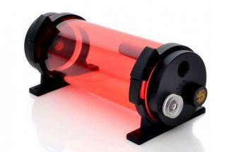 Bitspower Water Tank Z-Multi 150 - 60mm Tube Reservoir - Red