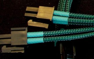 "2:1 DARKSIDE 3mm Heatshrink Tube - 1/8""  Green"