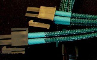 "2:1 DARKSIDE 3mm Heatshrink Tube - 1/8""  Green"