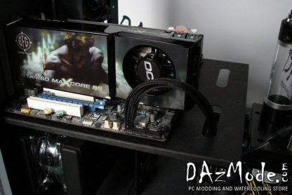 DARKSIDE Front Panel I/O connection kit - Black