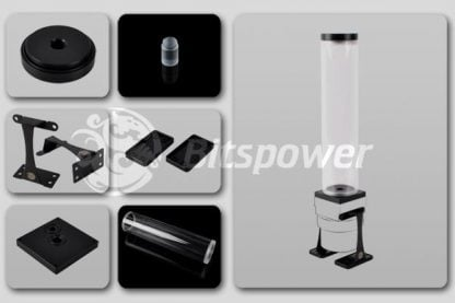 Dual / Single D5 Top Upgrade Kit 250 (Black POM Cap)-4