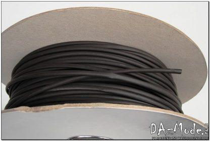 """2:1 DARKSIDE 3mm Heatshrink Tube - 1/8""""  Black-2"""