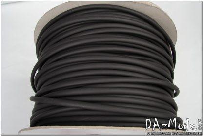 """2:1 DARKSIDE 6.4mm Heatshrink Tube - 1/4""""  Black-2"""