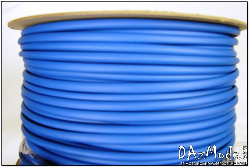 """2:1 DARKSIDE 6.4mm Heatshrink Tube - 1/4""""  Blue"""