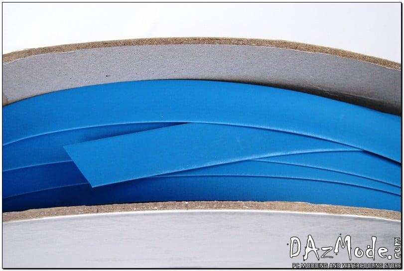 """2:1 DARKSIDE 9.1mm Heatshrink Tube - 3/8""""  Blue"""