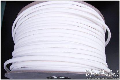 "2:1 DARKSIDE 6.4mm Heatshrink Tube - 1/4""  White"