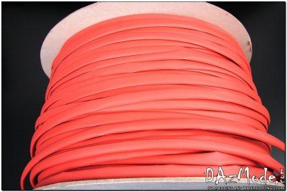 """2:1 DARKSIDE 6.4mm Heatshrink Tube - 1/4""""  Red"""