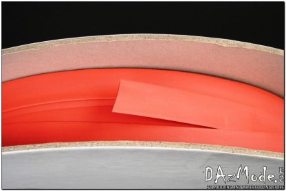 "2:1 DARKSIDE 9.1mm Heatshrink Tube - 3/8""  Red"