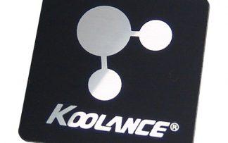 Koolance computer case decal sticker