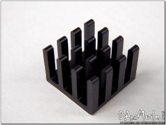 Black Performance RAM Heatsink 14x14x10mm (SINGLE)