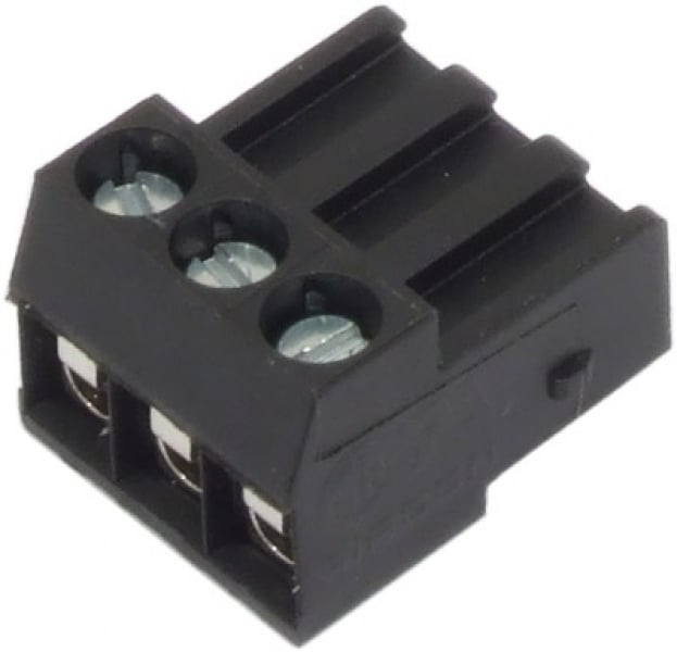 Plug for relay connector