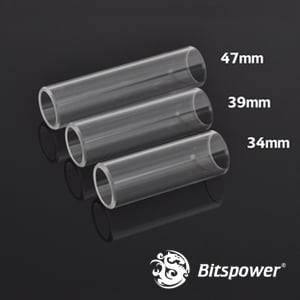 Bitspower Crystal Link Tubes Set - 3-Slots