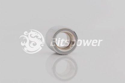 "Dual IG1/4"" F/F Extender-50MM - Silver Shining-3"