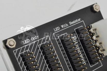 Bitspower X-Station LED Power Hub - White Glow-3