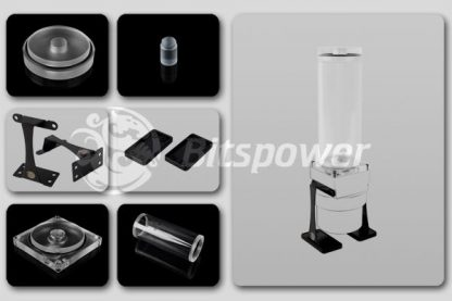 Dual / Single D5 Top Upgrade Kit 150 (Clear Cap)-5