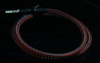 4-pin MOLEX DarkSide Single Braid Cable - LAVA
