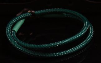 4-pin MOLEX  DarkSide Single Braid Cable - Military Green