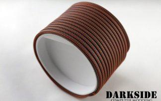 """5/32"""" (4mm) DarkSide High Density Cable Sleeving - Predator"""