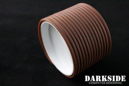 """5/32"""" (4mm) DarkSide High Density Cable Sleeving - Predator-2"""