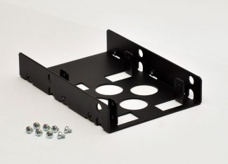SSD Mounting Kit – BLACK