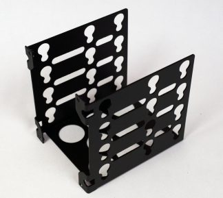 HDD Cage Expansion Kit-Fan Mount – BLACK