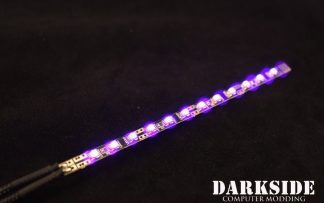 Dimmable 14cm LED V2 - UV  (Blue Edition) - Fixed 3P Cable