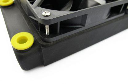 140mm Single Radiator Gasket (3mm thickness)-2