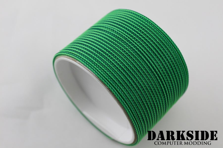 "5/64"" ( 2mm ) DarkSide HD Cable Sleeving - Commando UV"
