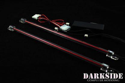 Deep Red - Special Edition  CCFL Cold Cathode kit Rev 4 - 30cm (12')-3