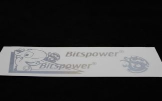Bitspower Water Sticker set for case modding