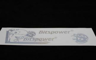 Bitspower Water Sticker set for case modding