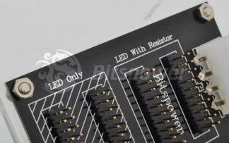 Bitspower X-Station LED Power Hub - Orange Glow