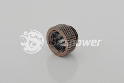 8mm Spacer Extender Adapter  - G1/4 Male/Female - Bronze Age-2