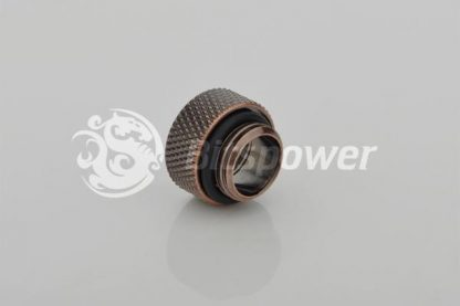 8mm Spacer Extender Adapter  - G1/4 Male/Female - Bronze Age-3