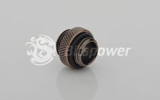 5mm Spacer Extender Adapter - G1/4 Male/Male - Bronze Age
