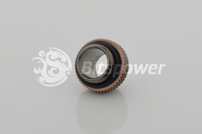 5mm Spacer Extender Adapter - G1/4 Male/Male - Bronze Age-2