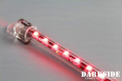 """6"""" LED Dimmable Light Bar - Red (Rev 2)-2"""