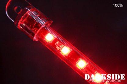 """6"""" LED Dimmable Light Bar - Red (Rev 2)-4"""