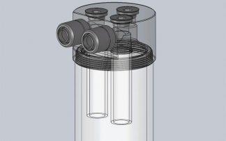 EK-RES X3 - Internal Tube 12/16 40mm